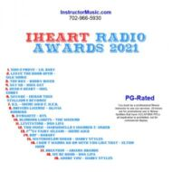 iHeart Radio Awards 2021